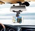 Регулируемый Поворотный GPS Мобильного Телефона Авто Зеркало Заднего Вида Крепления Держателей стенды Для Doogee Стрелять 1, Doogee X5 MAX Pro F7 T6 Pro