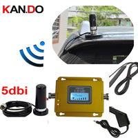 Big Magnet base anenna 69dbi 2G 900mhz gsm mobile phone signal booster 2g network signal repeater gsm amplifier for car