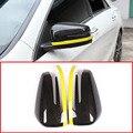 Углеродное волокно ABS Боковая дверь зеркало заднего вида Крышка Накладка для Mercedes Benz w176 w246 w204 w212 w221 w117 w218 x156 x204 части
