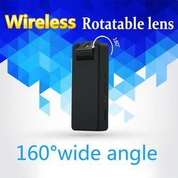 Zetta Z16 bezprzewodowa mini kamera HD z szerokokątnym i obrotowym obiektywem ma wyzwalacz ruchu i bezpieczeństwo nagrywania głosu