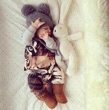 SR063 Розничная Осенью мальчик и девочка комбинезон младенца восхождение одежды тигр ползунки дети комбинезон детская одежда