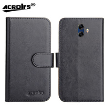 For Ulefone Mix Case 2017 6 Colors Dedicated Flip Leather Exclusive 100% Special Phone Cover Cases Card Wallet+Tracking стоимость