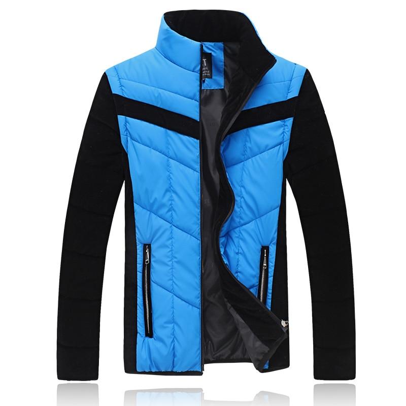 2016 new style winter Men s fashion leisure Men s thick Parkas cotton padded clothes men