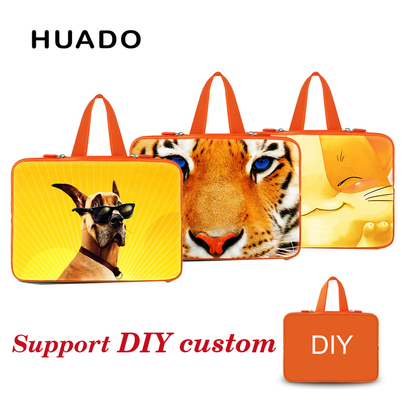 Cute laptop sleeve 15 case for notebook 11 12 computer bag 17 laptop cover for xiami air/mac pro 13/acer/dell/asus/lenovo