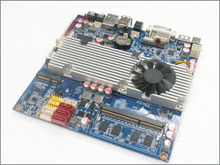 integrated industry mini-itx motherboard top45-P8600 Processor for AD palyer with X4500m HD