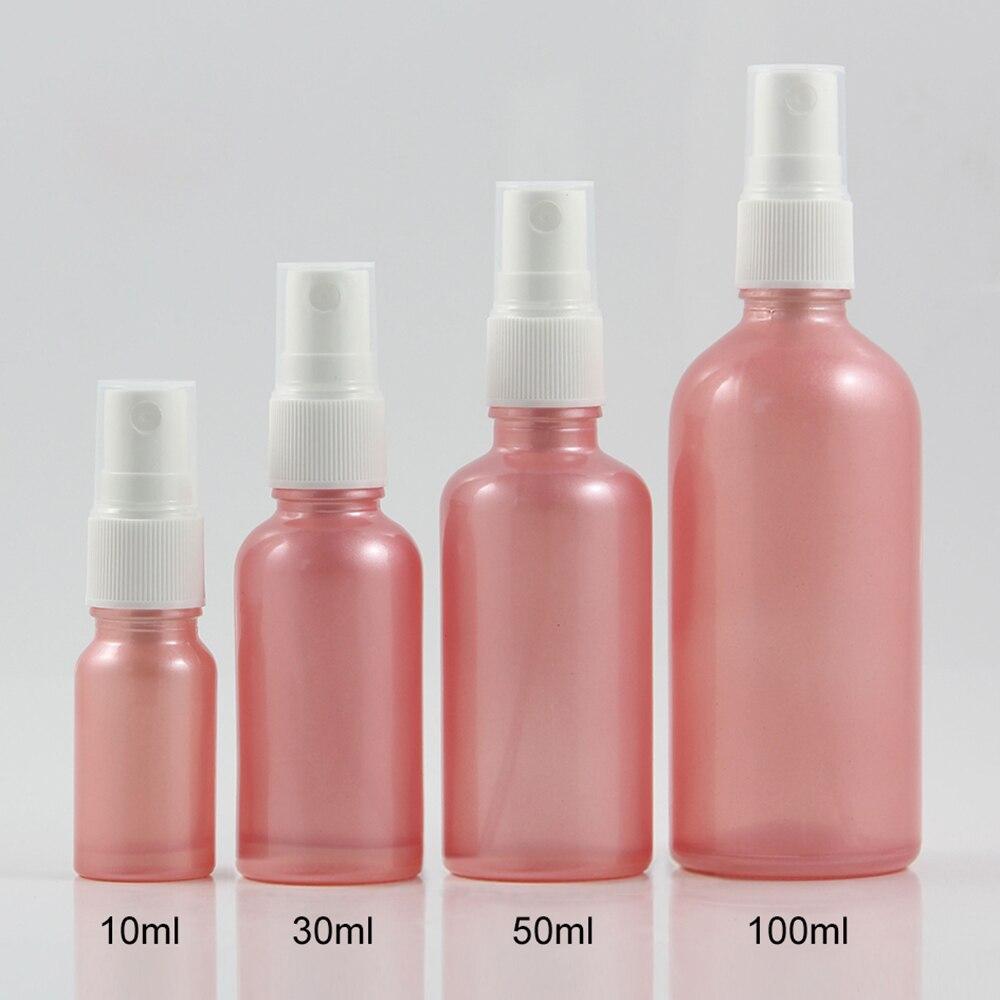 perfume névoa pulverizador recipiente com branco, 100