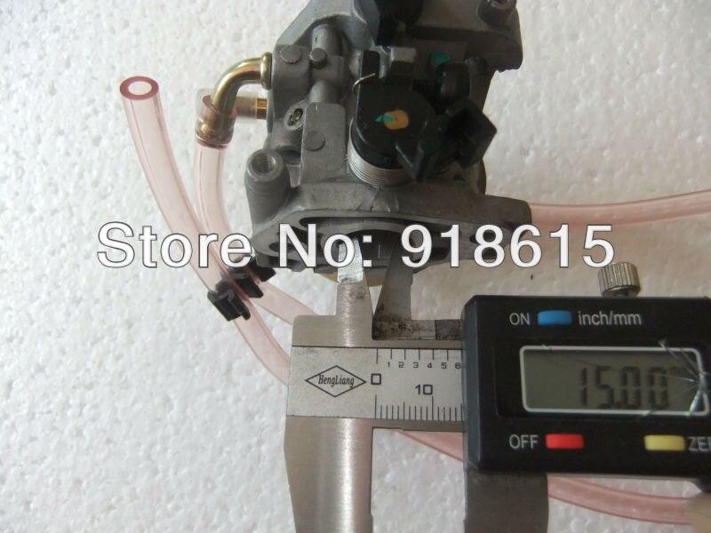 Caburetor para kipor IG2000 IG2000 KGE2000IT peças do gerador do inversor