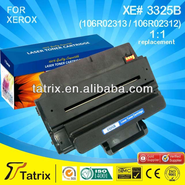 ФОТО FREE DHL MAIL SHIPPING ,3325B Toner for Xerox Workcenter 3325 Printer Toner Cartridge. Best 3325B Toner
