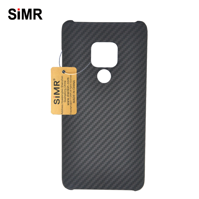 SiMR 100 Real Carbon Fiber Case For Huawei Mate 20 Luxury Case Cover For Mate 20