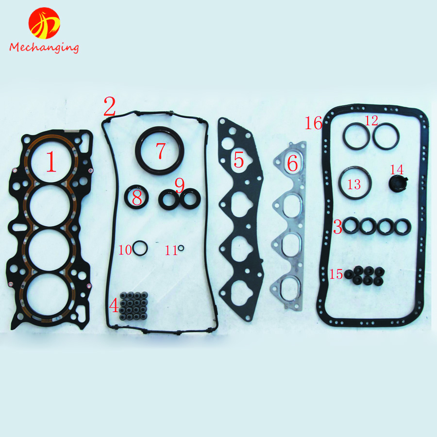 B20b2 B20b Metal Material Automobile Gasket Engine Spare Parts Full 2001 Honda Crv Discount Factory Oem And For Rd1 Set
