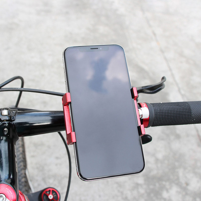 360 Degree Rotation Bike Phone Holder Stand Clip Hand Bicycle Safety Racks Holder for IPhone 7 8 X XS MAX XR S7 S8 S9 S10 Plus