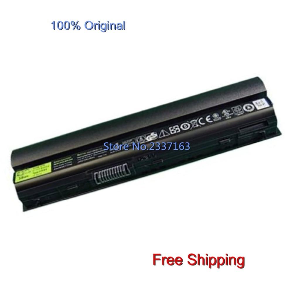 IECWANX 100% new Laptop Battery FN3PT (10.8V 58wh 6-Cell ) for Dell Latitude E6220/E6320/E6330/E6230/E6430s J79X4