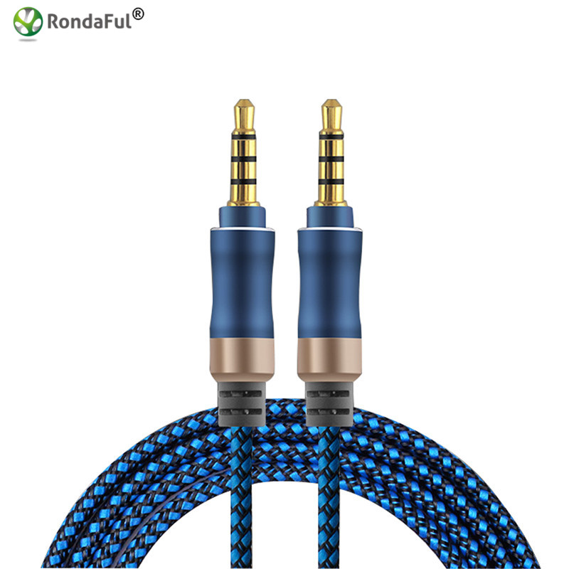 popular samsung speaker wire buy cheap samsung speaker wire lots Aux Cable To Speaker Wire 3 5mm jack aux cable for iphone 6 samsung mp3 3 5mm car audio cable wire aux cable to speaker wire