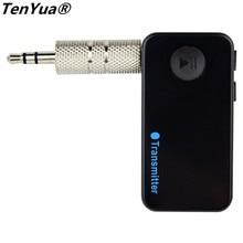 3.5mm Bluetooth Stereo Audio A2DP Music FM Transmitter Adapt