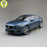 1/18 Mazda 6 ATENZA Diecast Car Model Toy Boy Girl Gift Collection Blue