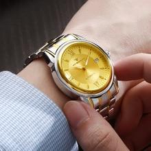 European Business Men Watches classic dial 30M Waterproof Top artisan Production Automatic Winding Mechanical Wristwatch