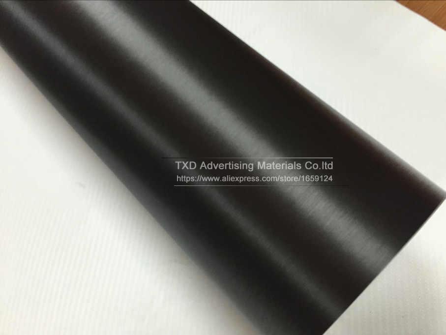 Светло-черный матовый виниловый темно-серый металлическая щетка алюминиевая виниловая автомобильная пленка клеящеяся пленка для автомобиля авто украшение из фольги 6 размер выбор