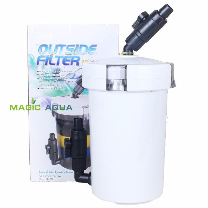 Hw 602 hw 603 pre filter external canister outer for Outdoor fish tank filter