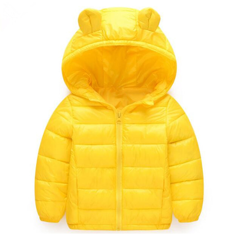 Boys Girls Winter Outwear Coat Childen Winter Jackets Warm Boys Clothes Kids Baby Thick Cotton Down Jacket Cold Thick Coat 2016 new winter baby boys girls hooded down coat kids solid thick warm jackets children clothes outwear 1 4 years old