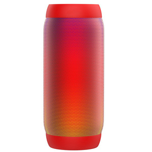 Image 4 - Bluetooth Speaker Colorful Waterproof Super Bass Subwoofer Outdoor Sport Sound Box FM Portable Speaker For iPhone Xiaomi Huawei