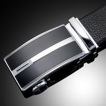 IFENDEI Tasca Nascosta Cintura di Denaro Secernono 100% Pelle Bovina Cinghie di Cuoio Degli Uomini di Lusso di Modo Automatico Fibbia Della Chiusura Lampo Cinture Ceinture