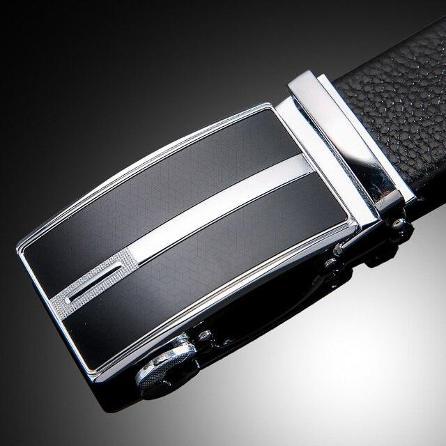 Ifendei 隠しポケットマネーベルト分泌 100% 牛革ベルト男性の高級ファッション自動バックルジッパー ceinture
