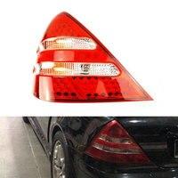 MZORANGE Tail Rear Light for Mercedes Benz R170 SLK200 SLK230 SLK320 1996 2004 LED Tail Lamps Red White Color Car accessories