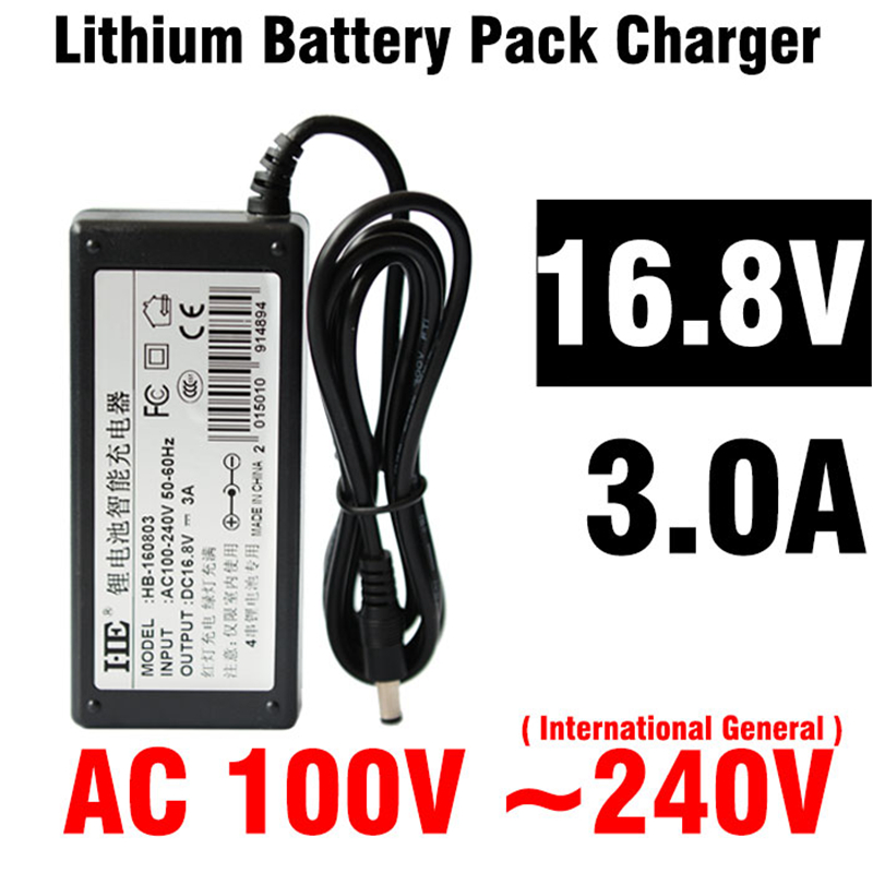 Free Shipping 16.8V 3.0A Li ion Battery Pack Charger for Dell Computer