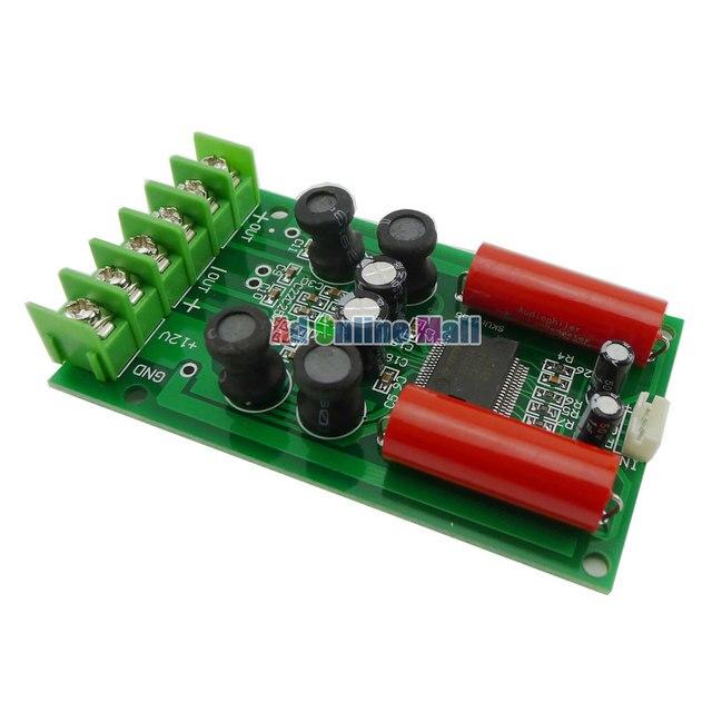 5PCS/LOT  Amplifier Board Module 12V 2x15W Mini TA2024 HIFI Digital Audio AMP