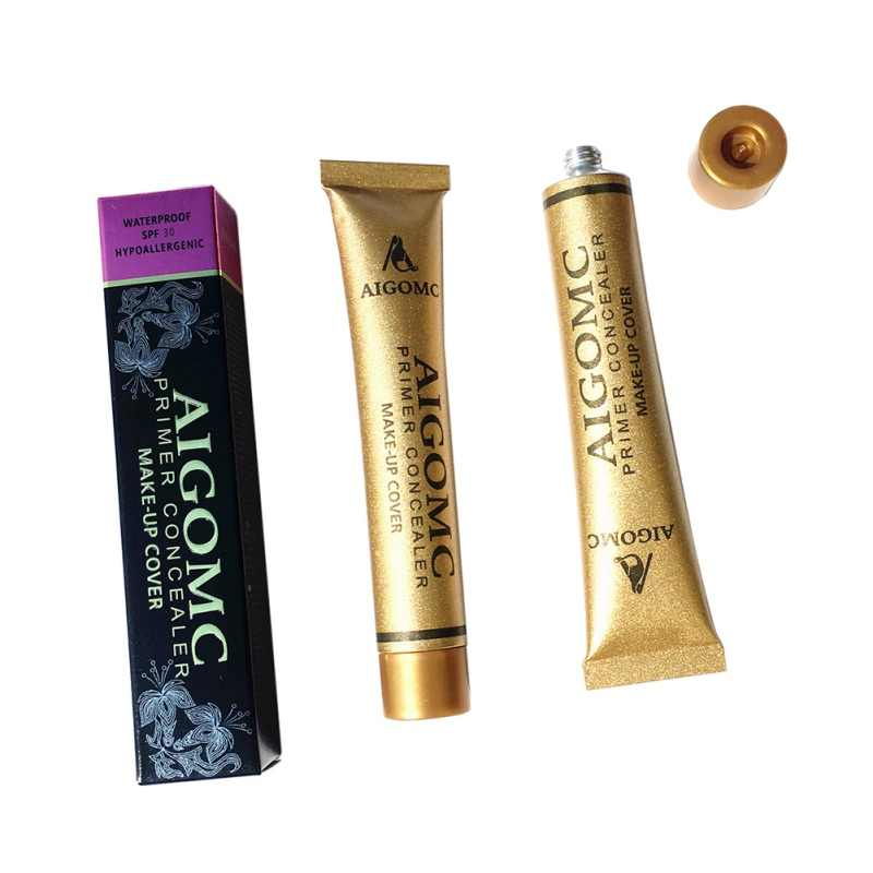 Detail Feedback Questions about Small Gold Tube Concealer Mask Blain ...