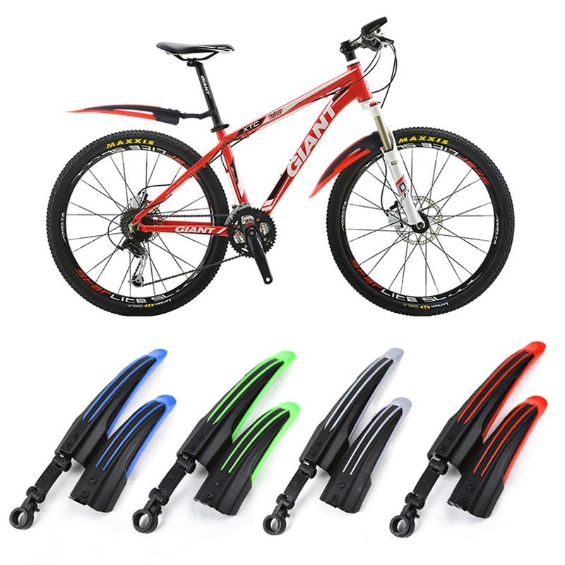 Frente bicicleta Fender, Mountain Bike Paralama Asa Para Bicicleta,  ciclismo Guarda Lama Pneu Fenders Set 4 Cores 3f5341b25d
