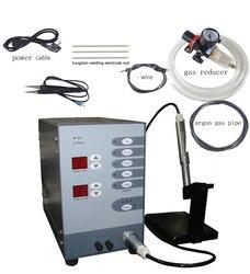 220 В нержавеющая сталь точечный лазерный сварочный аппарат автоматический числовой контроль сенсорный импульсный аргонно-дуговой сварочн...