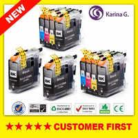 10 inkt Cartridge voor LC133 LC131 Voor Brother MFC-J4710DW MFC-J4410W MFC-J4110DW MFC-J4510DW