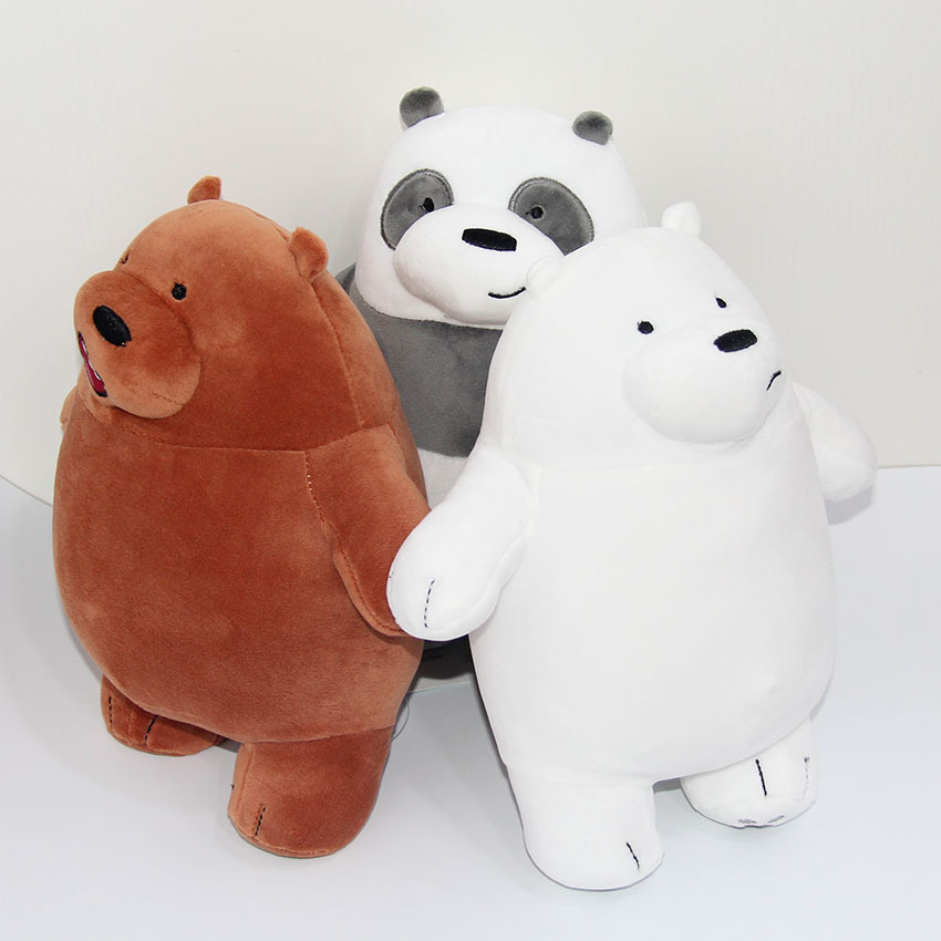 Clever Joylong Bt21 Stuffed Toys Plush Panda Bear Soft Toy Vipkid Pusheen Stuffed Animals We Bare Bears Plush Toys For Children 10cm Elegant Appearance Stuffed & Plush Animals