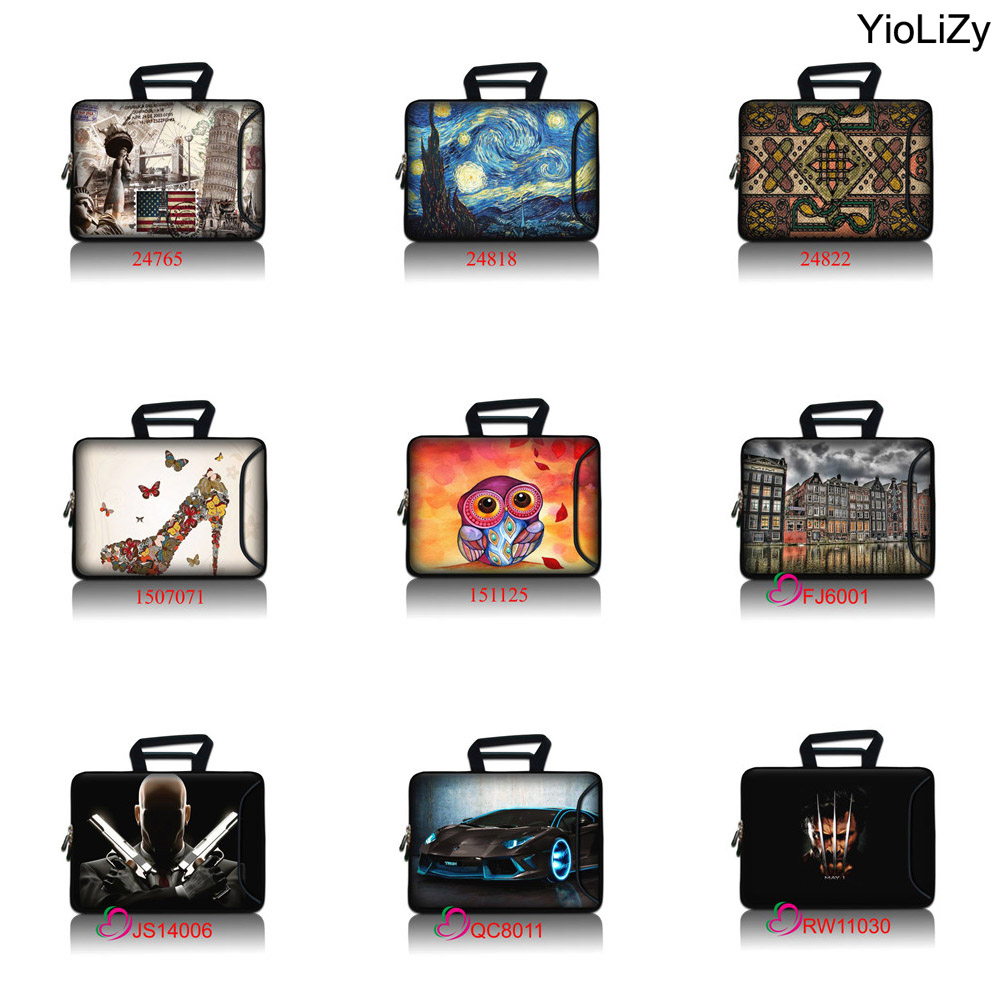10 12 13 14 15 17 Laptoptas Tabletafdekking Notebookbehuizing 10.1 - Notebook accessoires - Foto 1