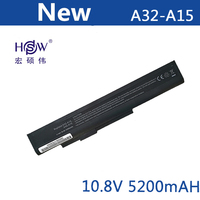 HSW Laptop Battery for DNS 142750 153734 157296 157908 158636 Gigabyte Q2532N A32 A15 laptop battery 40036064 A42 A15 battery