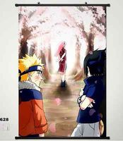 Home Decor Wall poster Scroll Naruto Akatsuki Orochimaru Uzumaki Naruto 628