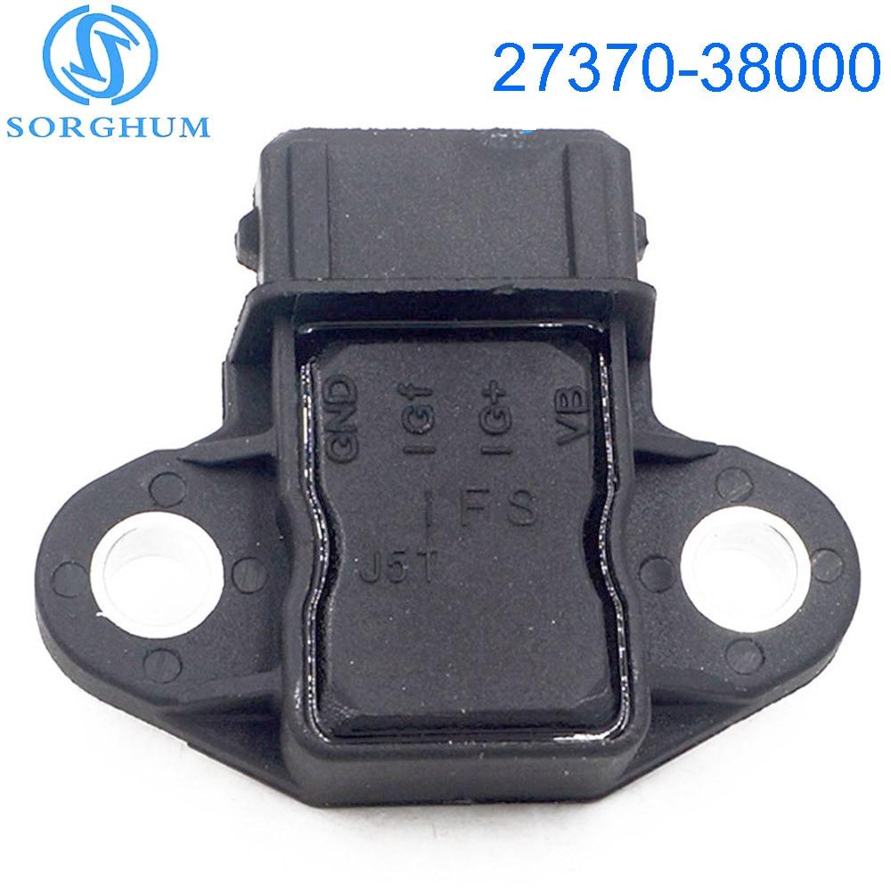 27370-38000 Ignition Failure Misfire Sensor for Hyundai Kia Sonata Sorento Ignition Control Module Unit Ignitor MD31578427370-38000 Ignition Failure Misfire Sensor for Hyundai Kia Sonata Sorento Ignition Control Module Unit Ignitor MD315784