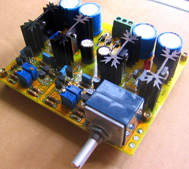 US $45 8 |DIY kit Imitation JC 2 preamp Kit (Third Edition) Group A  parallel power tube preamp tube pre amp tone board-in Amplifier from  Consumer