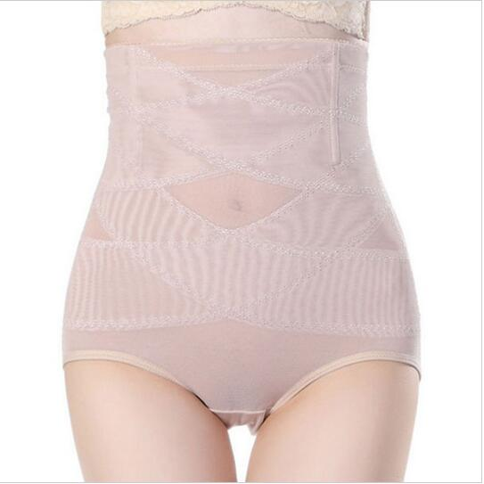 2016 High Quality Super Thin Control Panties Sexy Corset Waist Training Corset Body Shaper Slimming Suit Underwear For Women