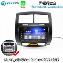 YESSUN для Toyota Urban Cruiser 2006~ автомобильный Android Carplay gps Navi карты навигации плеер радио мультимедиа HD без CD DVD