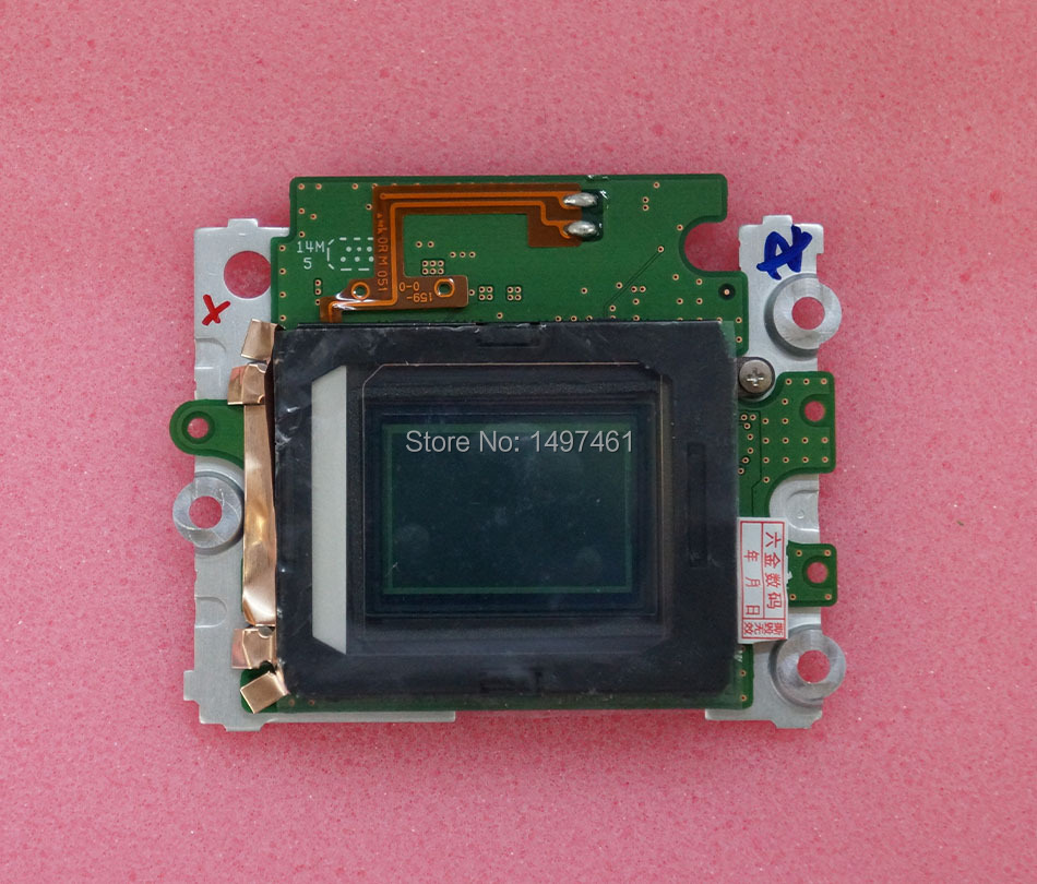 New Image Sensors CCD COMS matrix Unit Repair Part with filters for Nikon D7000 SLR new image sensors ccd coms matrix with filter repair part for nikon d7100 slr