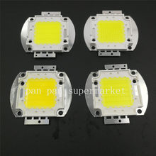 White / Warm White 10W 20W 30W 50W 100W LED light Chip DC 12V 36V COB Integrated LED lamp Diodes DIY Floodlight Spotlight Bulb(China)
