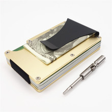 Metal Credit Card Holder