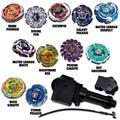 1pcs Beyblade Metal Fusion 4D Set NEMESIS X:D+Launcher Kids Game Toys Children Christmas Gift BB122