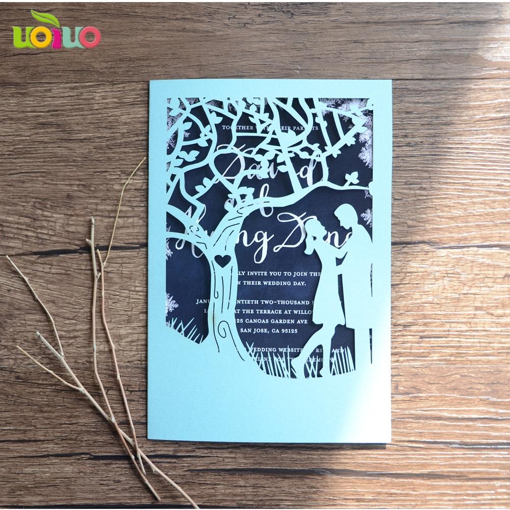 Free Shipping 10setlot Handmade Greeting Cards Wholesale Wedding