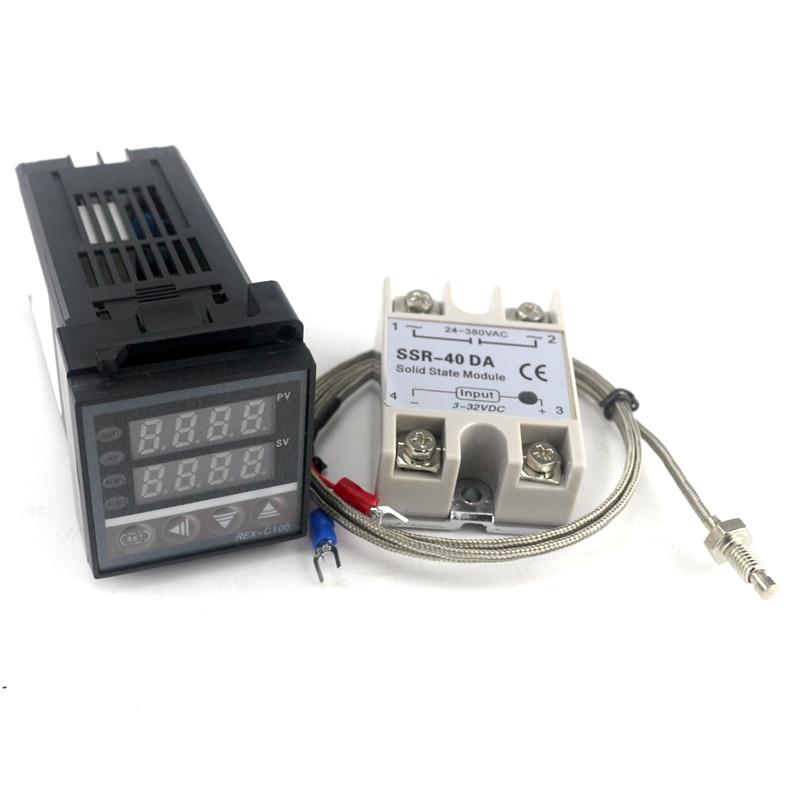 Ketotek Dual Digital PID hőmérsékletszabályozó termosztát - Mérőműszerek - Fénykép 2