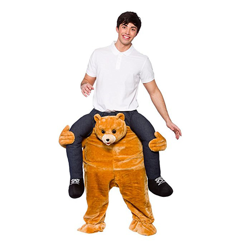 Ride on Teddy Bear Costumes-1