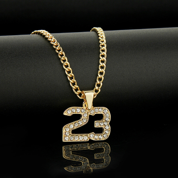Number 23 Legend Necklaces