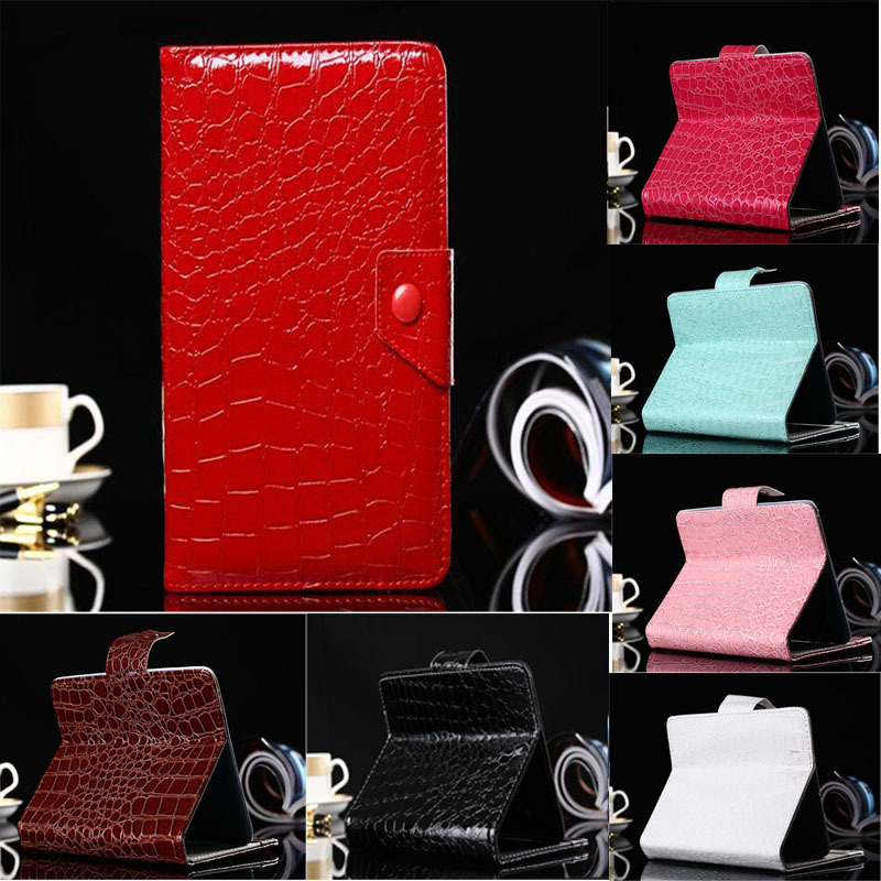 2015 Fish-scale Pattern 7 inch Universal Leather Flip Case Cover For Android Tablet PC